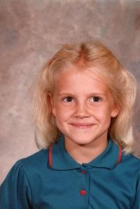 first grade, 1984
