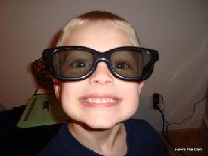 bennett 3d glasses