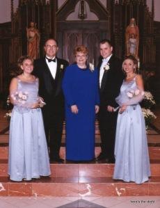 and matt's family!